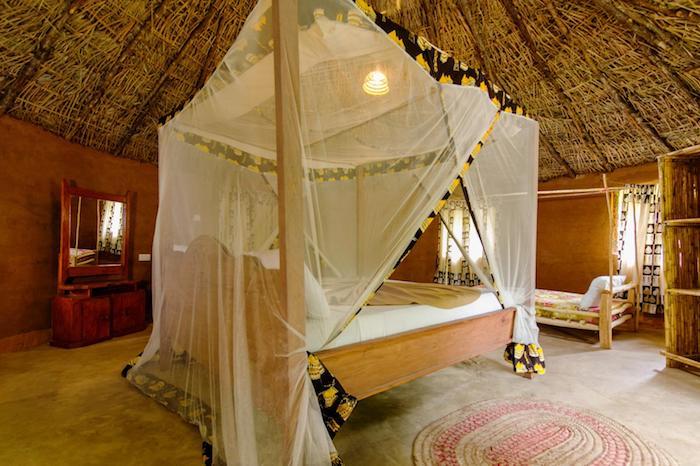 hotels in sansibar urlaub für zwei planen dieses bett ist gegen mücken ausgestattet