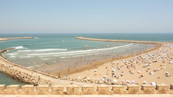 marokko interessante orte genießen sie das sonnige wetter in marokko meer meeresambiente strände wasser erfrischung