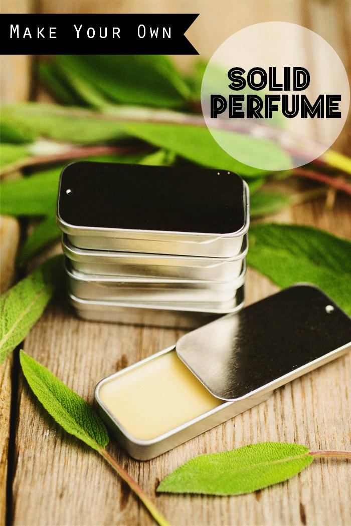 parfum selbst herstellen, festes parfüm mit vanille und jojobaöl, diy kosmetik