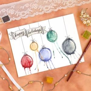 Weihnachtskarten basteln - DIY Ideen zum Nachmachen