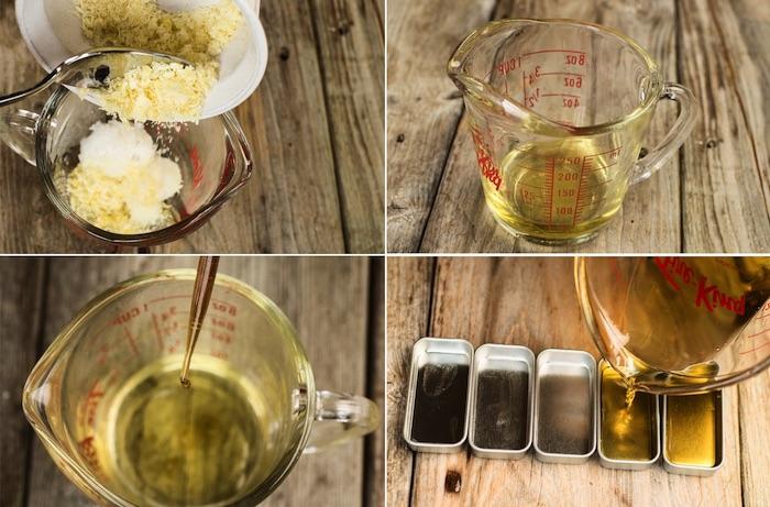 parfum selbst herstellen, parfüm bars mit vanille und jojobaöl selber machen