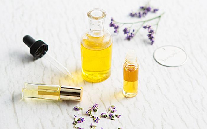 parfum mit jasmin und lavendel, geschenke selber machen, kosmetik