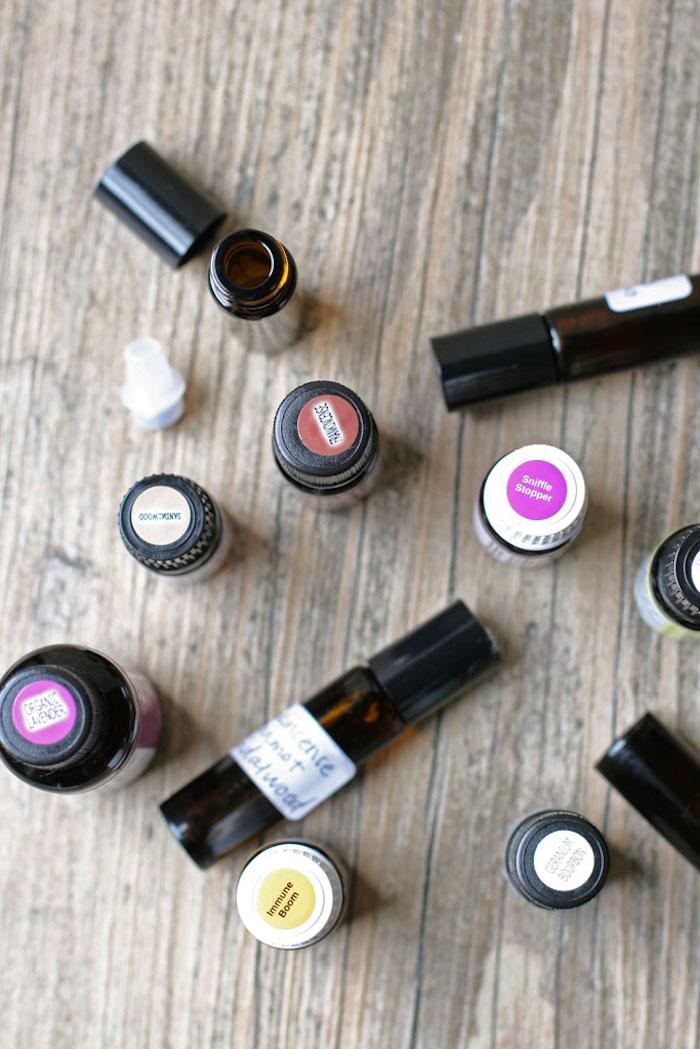 naturkosmetik selber machen, roll on parfüm mit kokosöl, kosmetik aus natürlichen zutaten
