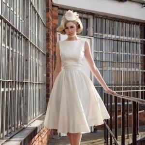 Vintage Hochzeitskleid: Dramatik, Romantik, zeitlose Eleganz