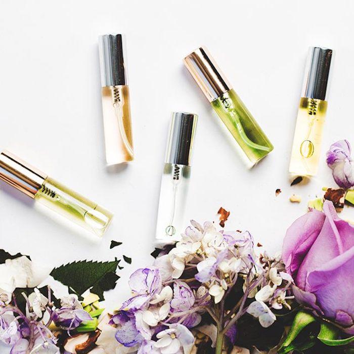 parfum selber herstellen, selbstgemachte parfüme aus verschiedenen zutaten