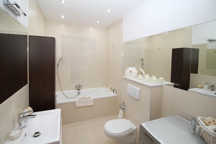 ein kleines Badezimmer einrichten - Badmöbel Set
