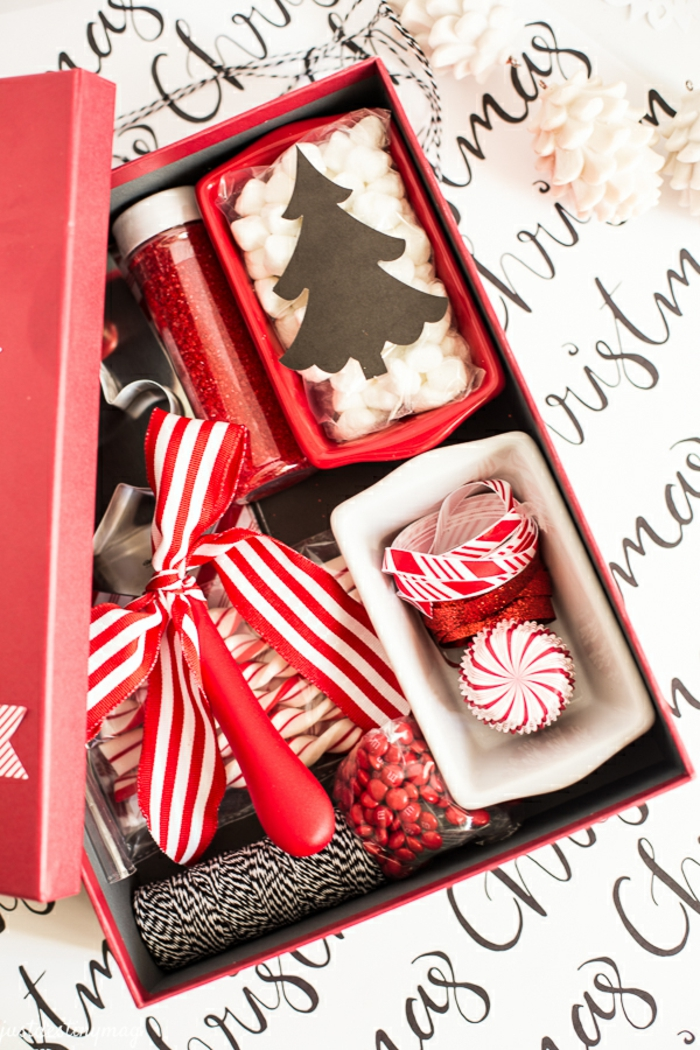 Make Christmas presents yourself - fantastic DIY ideas