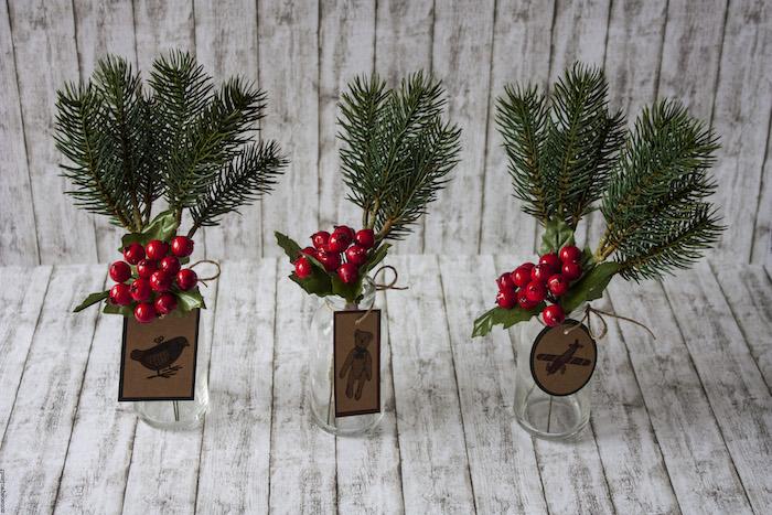 weihnachten feiern und mit schönen dekorationen das haus verzieren tolle ideen mit naturprodukten