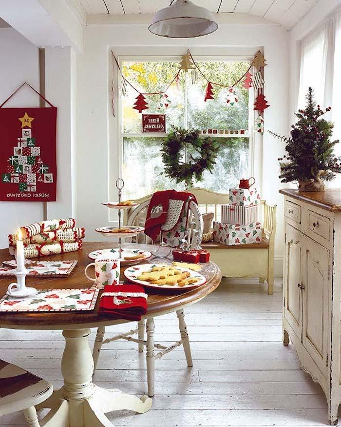weihnachten schön mit den verwandten verbringen haus dekorieren und gestalten adventskranz