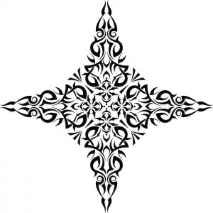 Sterne Tattoo und seine Bedeutung