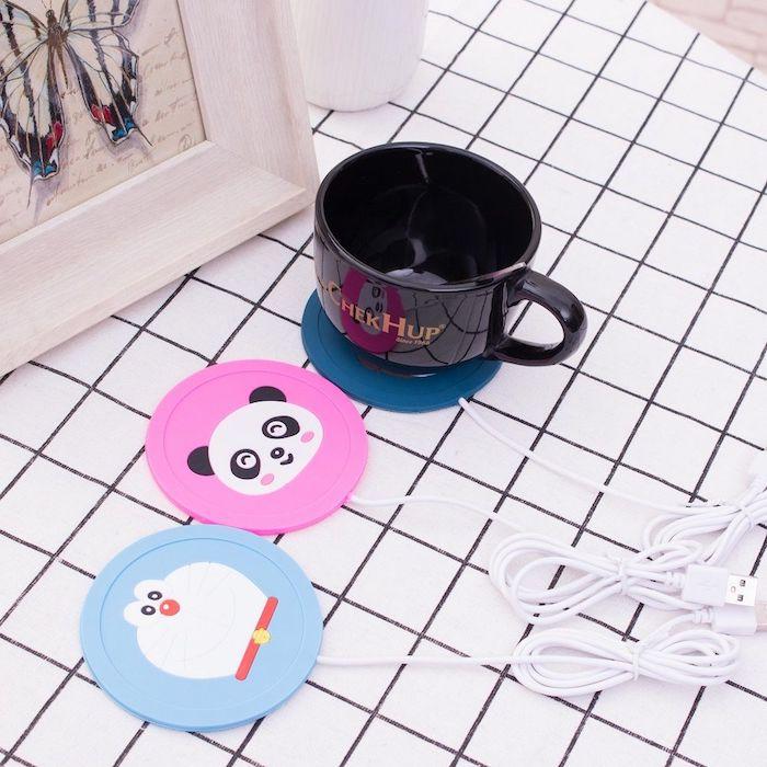 geschenk für beste freundin geschenkset für die ganze familie liebevolle geschenke niedliche deko idee panda tassen wärmer