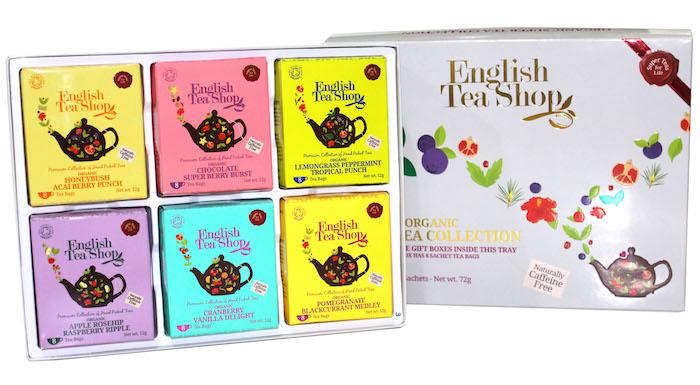 geschenkideen für beste freundin teesorten zum genießen viele teesorten englischer tee in bunten farben schöne geschenkidee