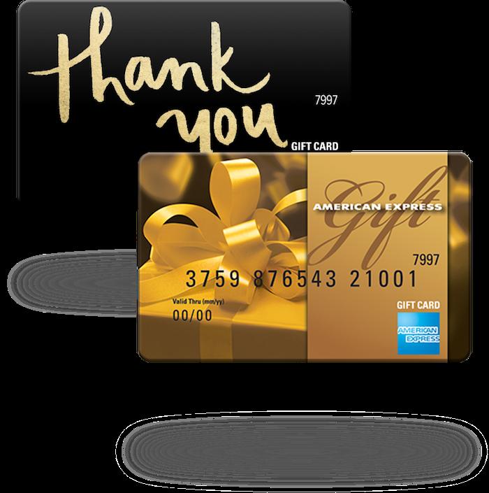 schwarze Dankeschönkarte mit goldenen Buchstaben als Einweihungsgeschenk , American Express goldene Einkaufskarte mit schwarzen Buchstaben