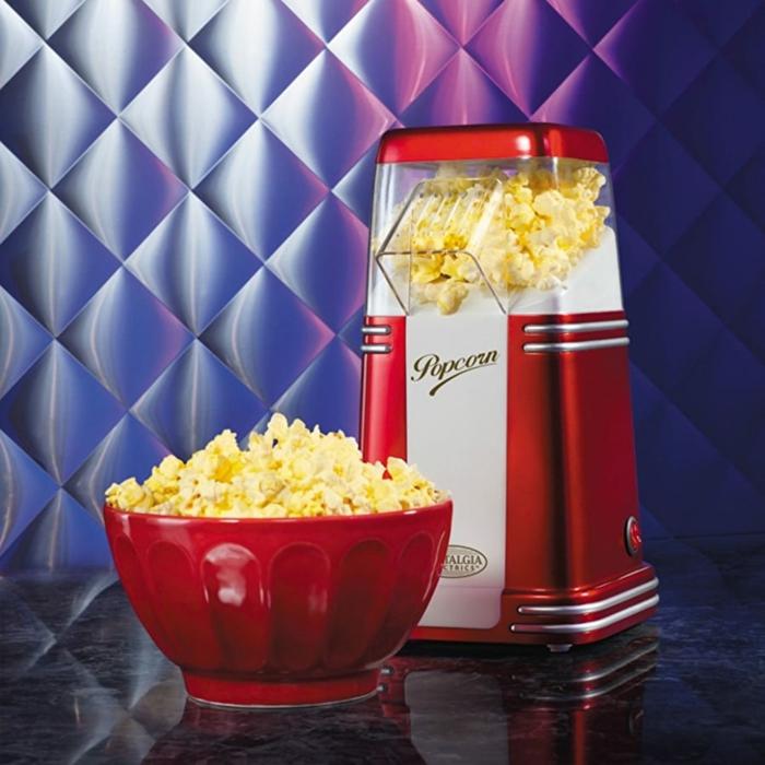 Popcornmaschine für Zuhause, kreative Geschenkideen zu Weihnachten, Geschenke für Männer auswählen