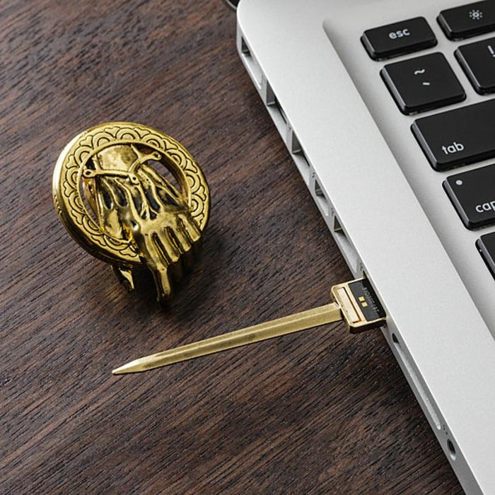 USB-Stick für Game of Thrones Fans, coole Geschenkidee für den Freund oder Ehemann