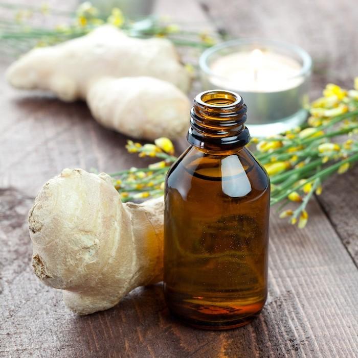 parumöl, kosmetik aus natürlichen zutaten, bio-kosmetik mit ingwer