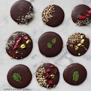 Vegane Schokolade - Lassen Sie sich das Leben versüßen!