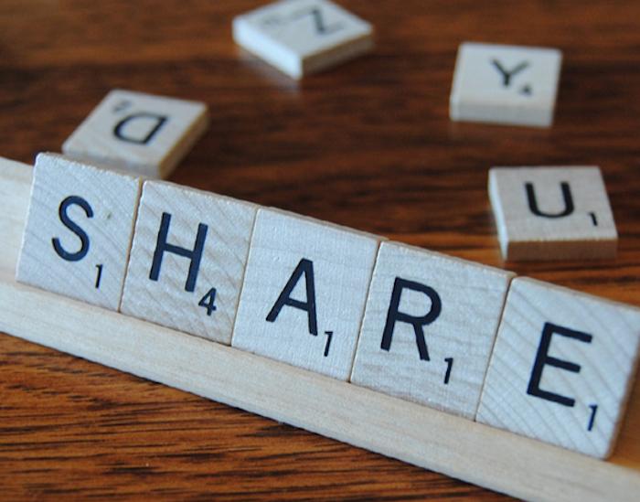 mitteilen und freude empfinden schlüsselwörter bei der share economy ideen