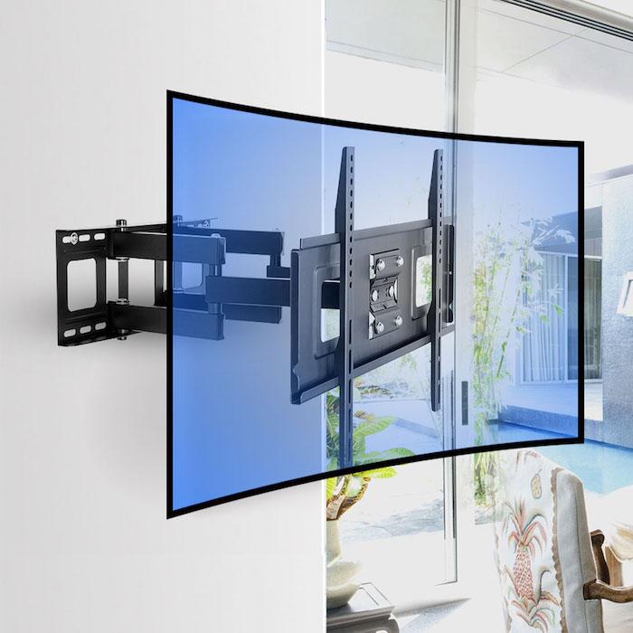 80 Fernsehwand Ideen U2013 Was Ist Dabei Zu Berücksichtigen?