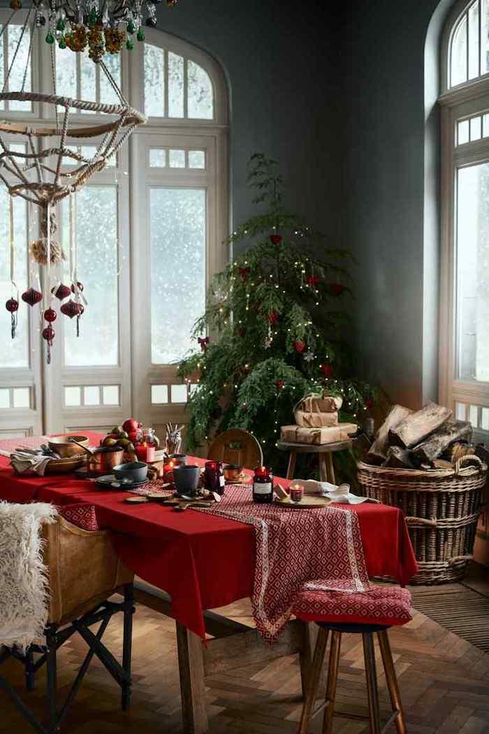 weihnachts deko natur ideen zum selbermachen elegantes zuhause selber gestalten zu den weihnachtsfesten winter winterdeko