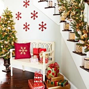 Weihnachtsdeko basteln - inspirierende DIY Ideen