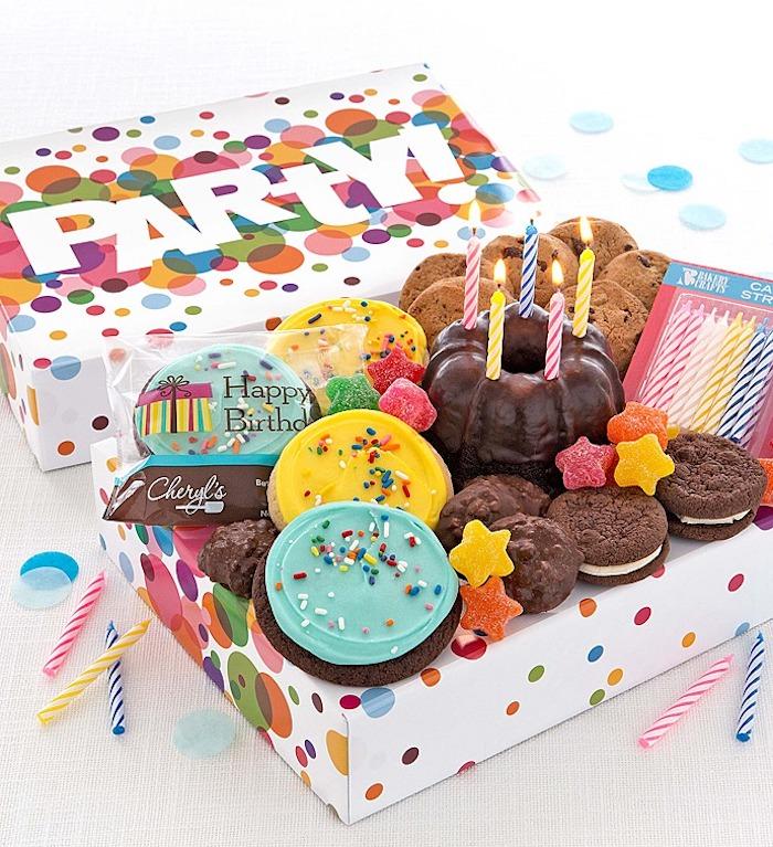 geschenk für beste freundin liebe und genussvolle momente bescheren süßigkeiten der besten freundin schenken überraschung überraschungsparty