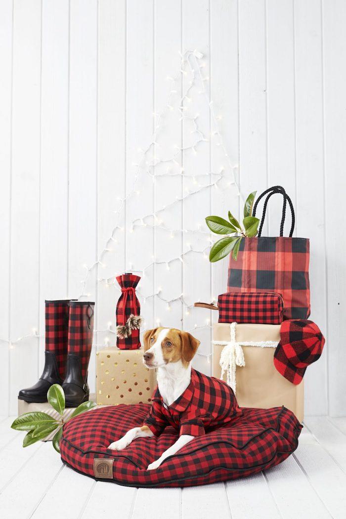 Wenn Ihre Eltern haben einen Hund, sie freuen sich auf Geschenk mit dem Haustier verbunden
