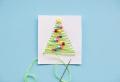 Weihnachtskarten basteln – DIY Ideen zum Nachmachen