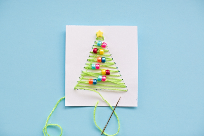 Christmas Card Craft Ideas For Toddlers
