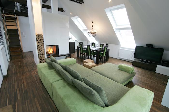 Gemütlich Startling Fenster Dachschräge Galerie - Hauptinnenideen ...