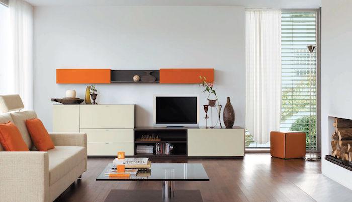 1001 ideen f r fernsehwand gestaltungen ideen und tipps. Black Bedroom Furniture Sets. Home Design Ideas