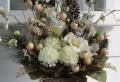 Weihnachtsgestecke – basteln Sie zauberhafte Weihnachtsdeko