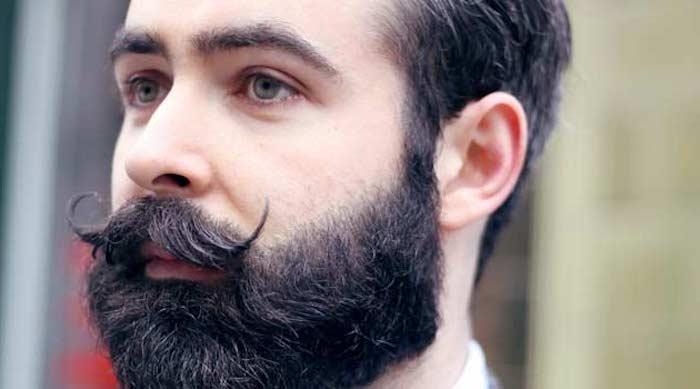 bart tönen ideen aus der hipsterwelt mustache und bart in schwarzer farbe färben selber oder beim barbier