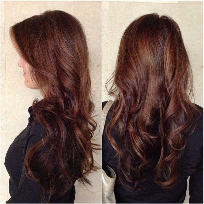 Reddish Brown Hair An Exciting Color Transformation