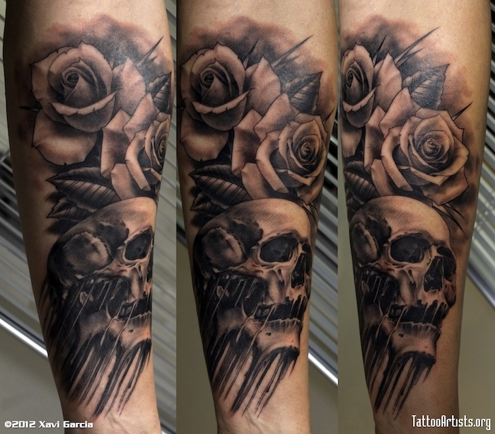 The Mexican Skull Tattoo And Its Meaning Heandshelifestyle Com