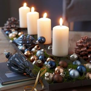 Fensterbank weihnachtlich dekorieren - spüren Sie die Magie von Weihnachten