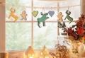 105 Ideen für Fensterdeko – lassen Sie Ihr Heim zu Weihnachten glänzen!