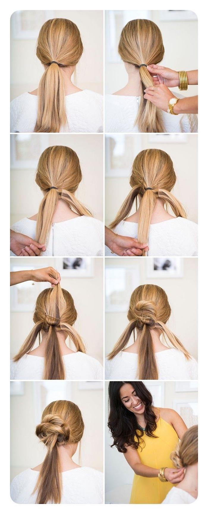 ▷ 10+ Frisuren für dünnes Haar. Frisuren für feines Haar