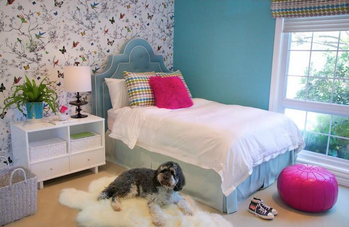 Jugendzimmer design mädchen blau  ▷ 1001 + Ideen für Jugendzimmer Mädchen Einrichtung und Deko