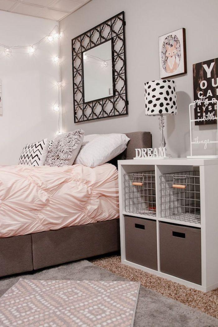 Jugendzimmer mädchen weiß  ▷ 1001 + Ideen für Jugendzimmer Mädchen Einrichtung und Deko