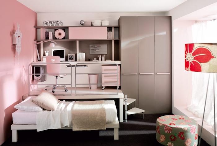Jugendzimmer für jungs grau  ▷ 1001 + Ideen für Jugendzimmer Mädchen Einrichtung und Deko