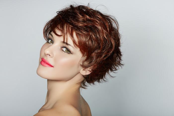 Haare frisuren frauen kurze Kurze Haare