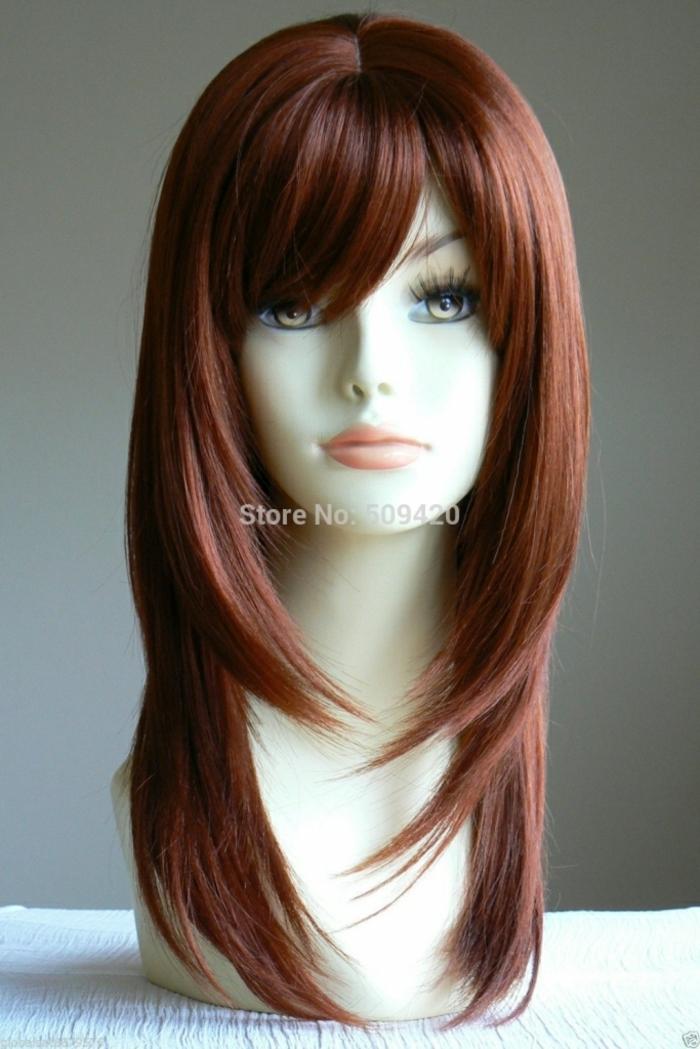 1001 Ideen Fur Rotbraune Haare Strahlen Sie Im Neuen Look