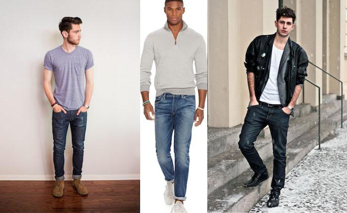 disco outfit mann wenn die silvesterparty zu hause sein wird oder homeparty bei einem freund dann können sie sich ganz chill anziehen pulli oder t-shirt und jeans