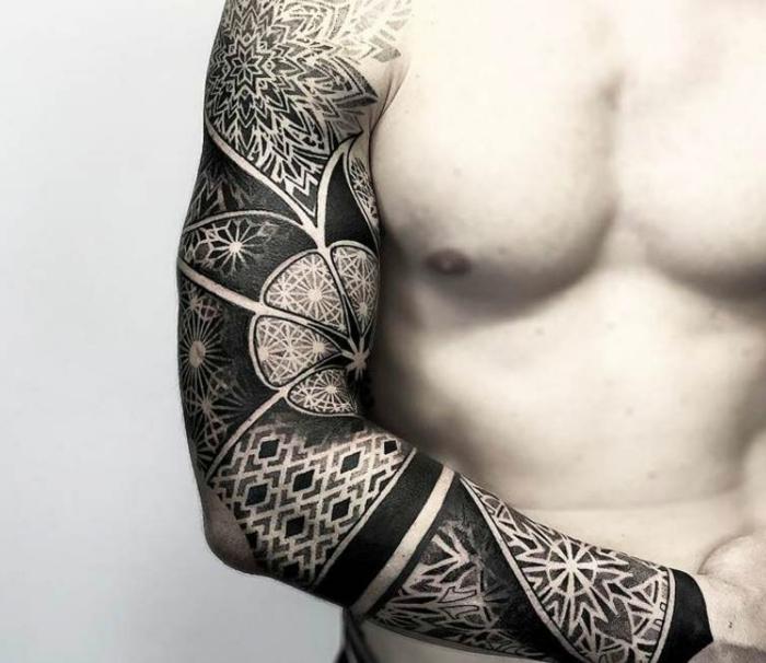 1001 Ideen Fur Mandala Tattoo Fur Manner Und Frauen
