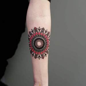 Mandala Tattoo: Symbolik und Interpretation