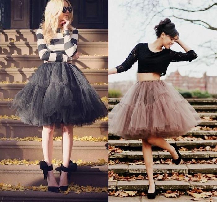 1001 ideen f r bohemian style outfit mit ballett tutu. Black Bedroom Furniture Sets. Home Design Ideas