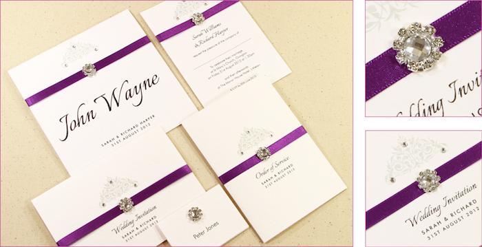 Die Hochzeitstag soll speziell sein, deshalb machen Sie selber die Briefumschläge für die Einladungen