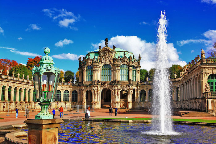 schöne urlaubsziele in deutschland zwinger bildergalerie galerie kunst art in deutschland