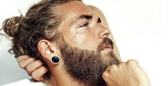 Long hairstyles Men 2018: Information and instructions for re-styling